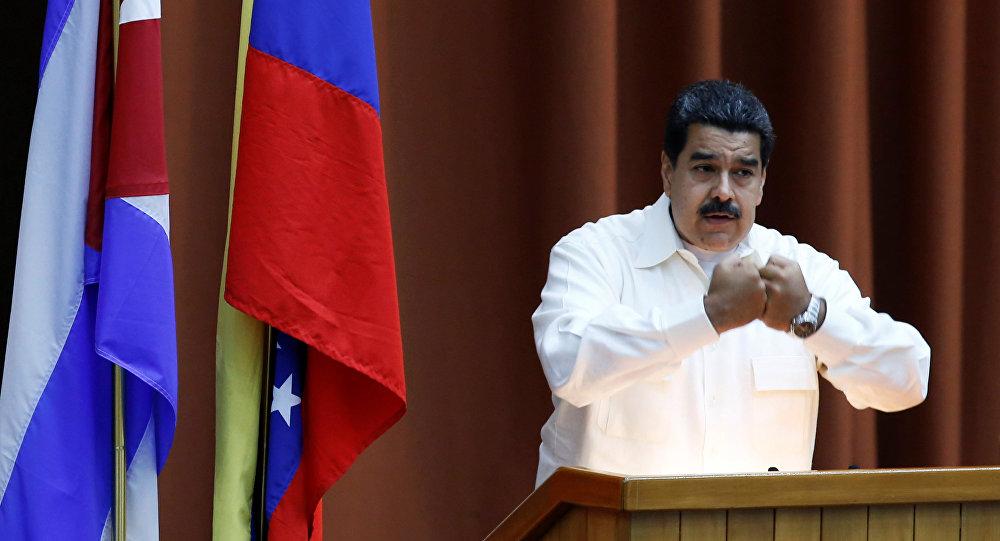 Presidente de Venezuela anuncia que vendrá al Perú — Nicolás Maduro