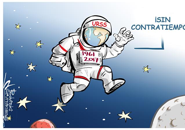 12 de abril, Día de la Cosmonáutica
