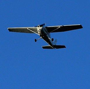 Avión ligero (imagen referencial)