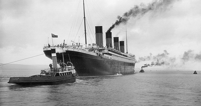 El buque Titanic