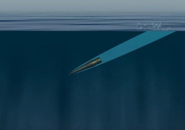 La OTAN se arma con balas 'submarinas'