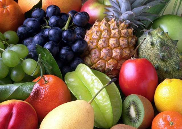 Frutas tropicales (imagen referencial)