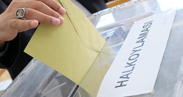 Referéndum en Turquía (archivo)