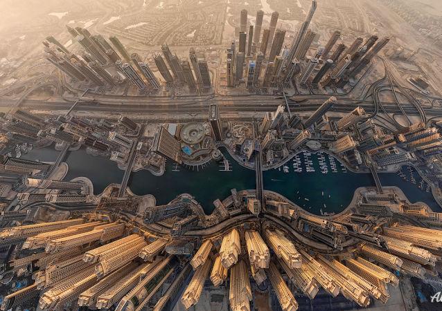 Dubái, la ciudad más grande de los Emiratos Árabes Unidos