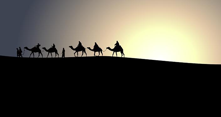 Oriente Próximo (imagen referencial)