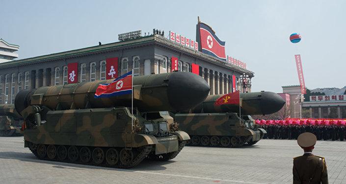 Misil Pukguksong-2/KN-15 de Corea del Norte