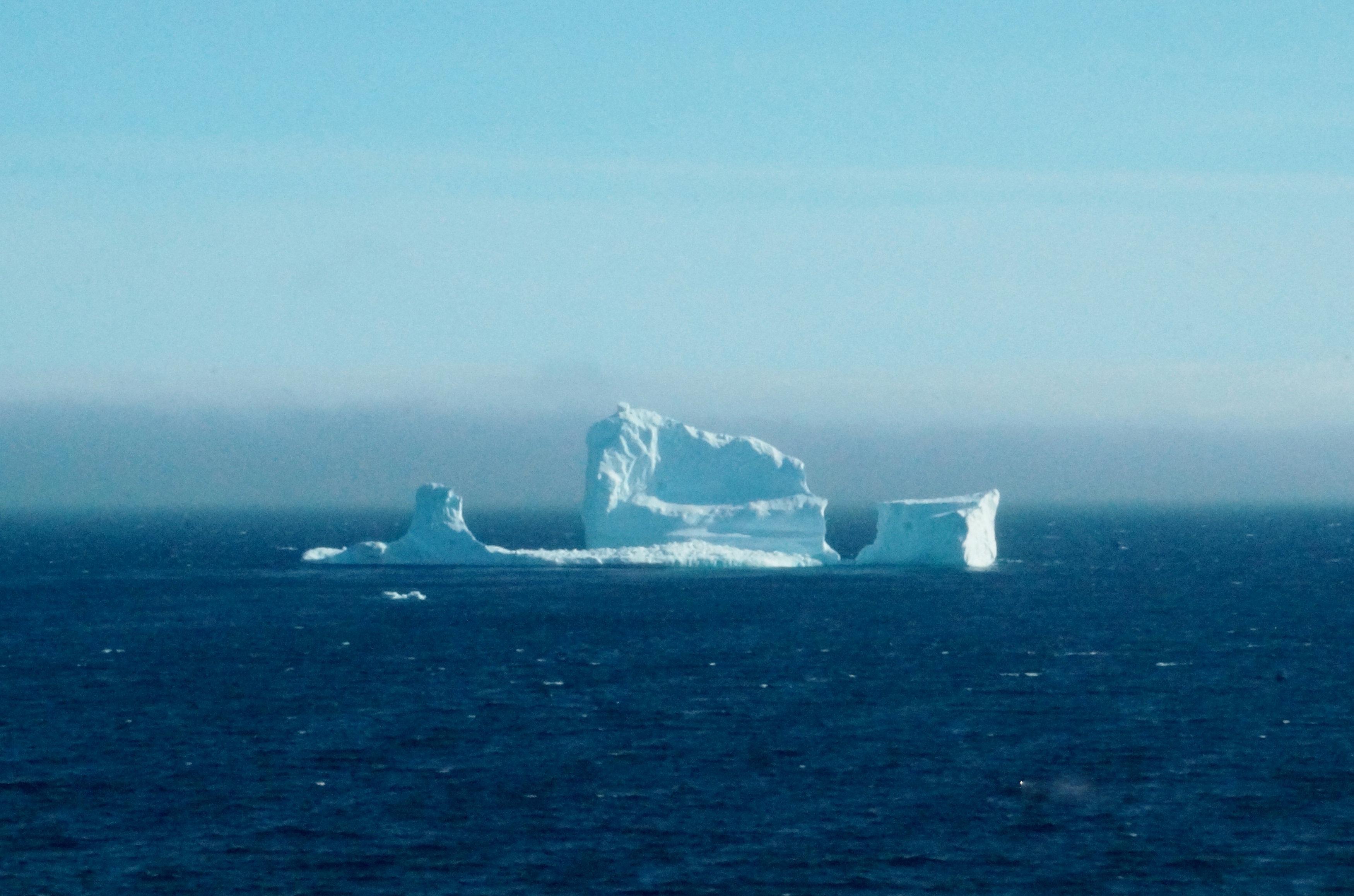 Un iceberg (archivo)