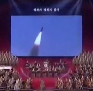 Corea del Norte estrena 'un ataque nuclear' contra EEUU en pantalla grande