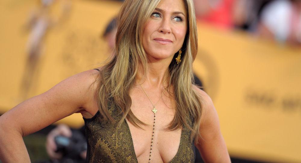 Jennifer Aniston, actriz estadounidense