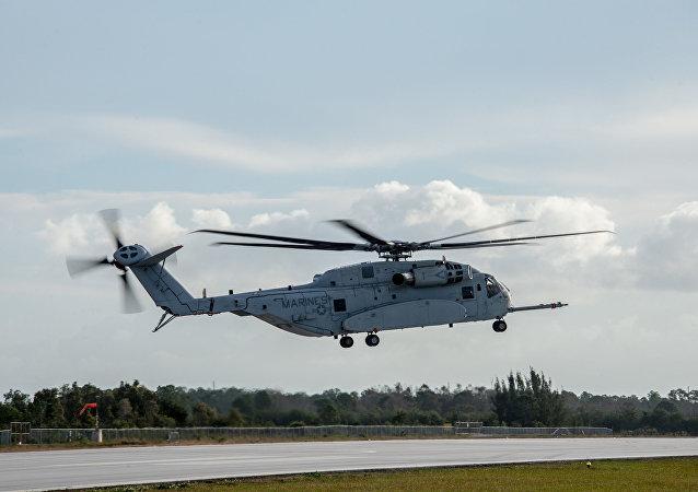 Helicóptero estadounidense CH-53K