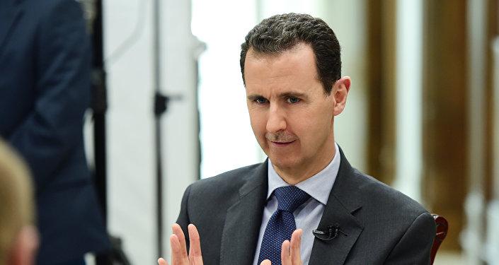 Bashar Asad, presidente sirio (archivo)