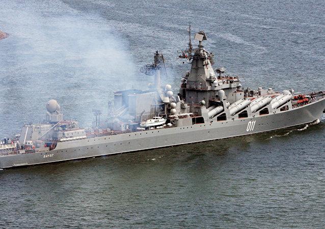 El crucero Variag
