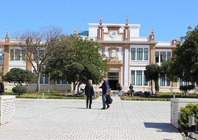 El Museo Ruso en Málaga (archivo)