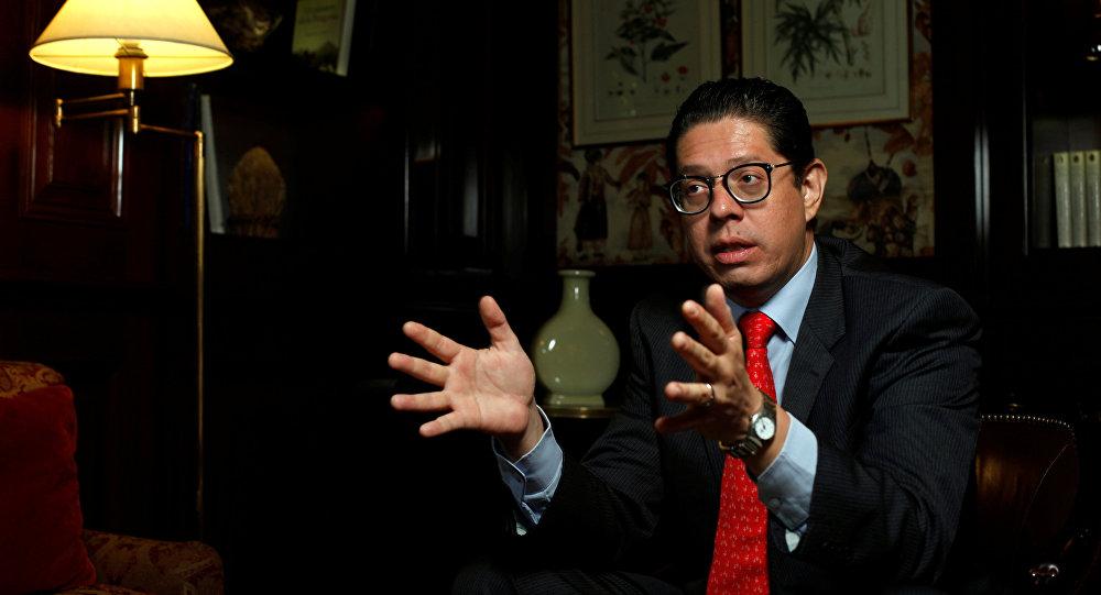 Juan Carlos Baker, subsecretario de Comercio Exterior de la Secretaría de Economía en Buenos Aires