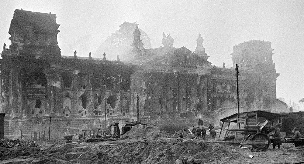 Asalto al Reichstag