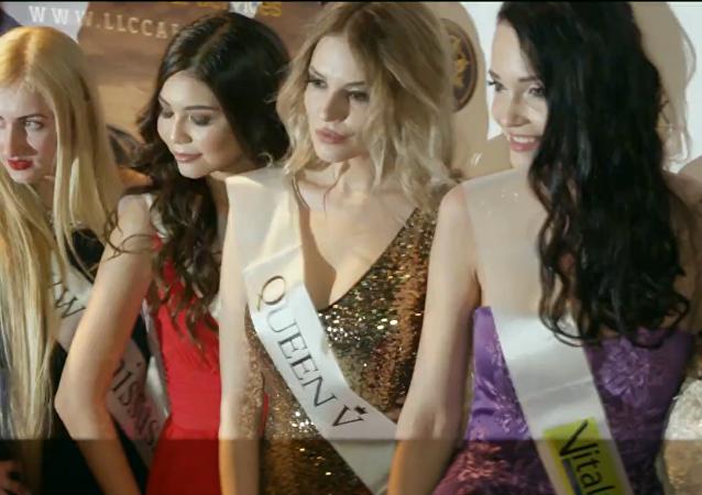 Participantes del Miss URSS 2017