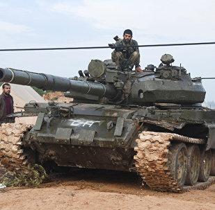 La ofensiva del Ejército de Siria en Hama