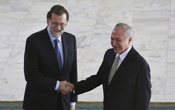 Temer pone de ejemplo a espa a para justificar sus - Reformas economicas en madrid ...