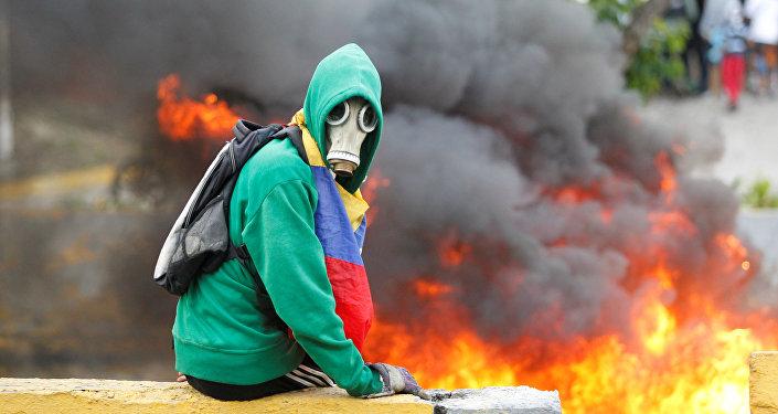 Confirman muerte de Engelbert Duque durante manifestación en Táriba