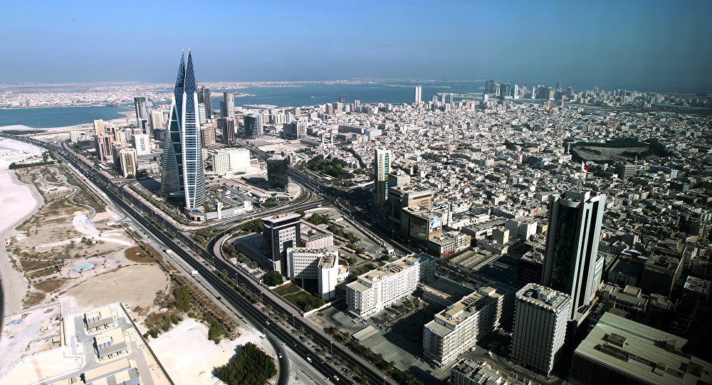 Manama, capital de Bahréin (archivo)