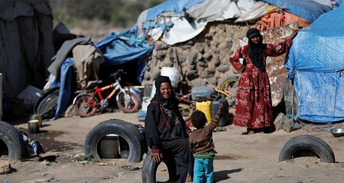 Situación humanitaria en Yemen