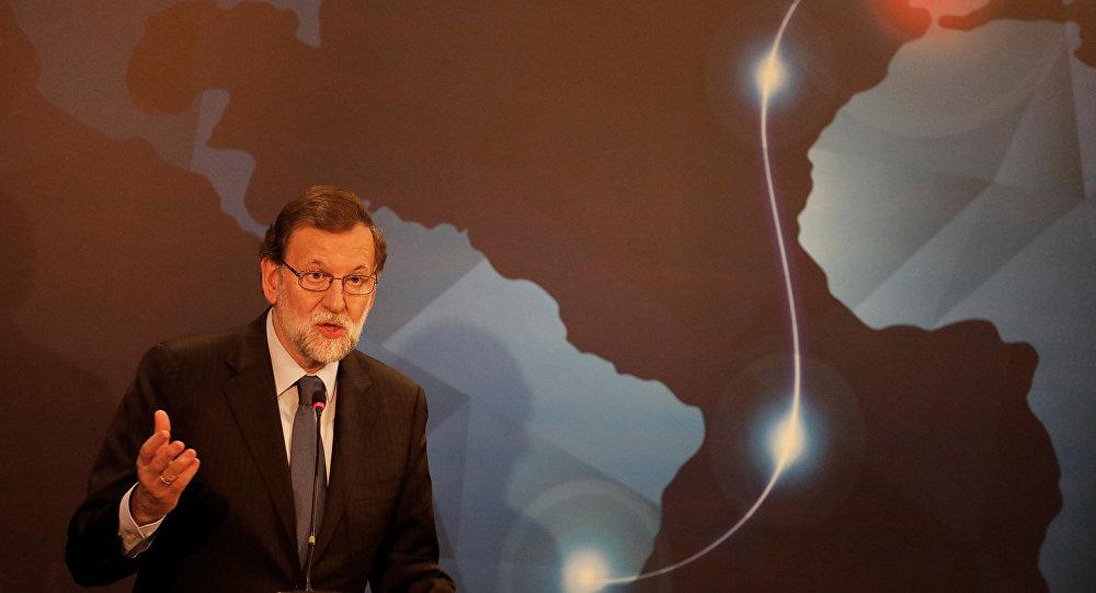Rajoy inicia visita a tropas de la OTAN en Estonia y Letonia