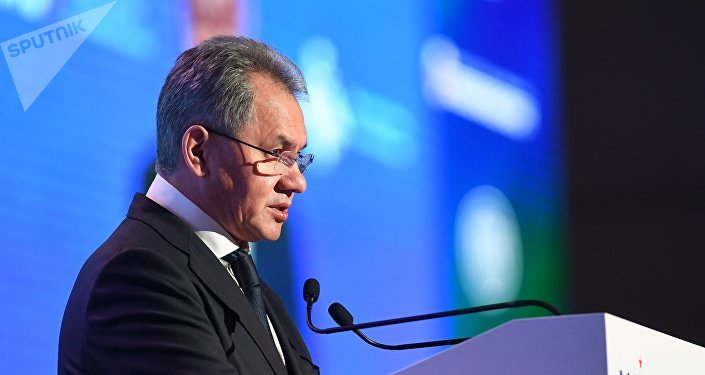 Serguéi Shoigú, ministro de Defensa ruso
