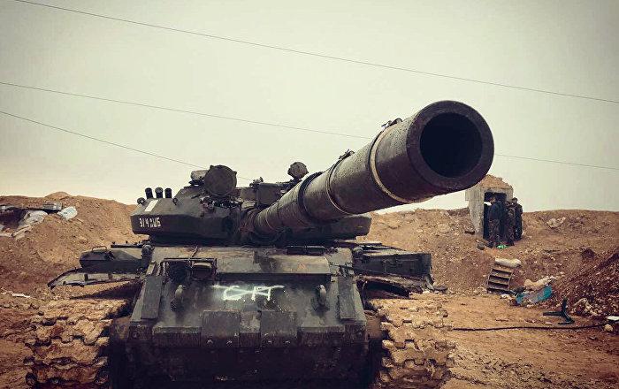 Ejército sirio toma el control en una localidad estratégica en Hama