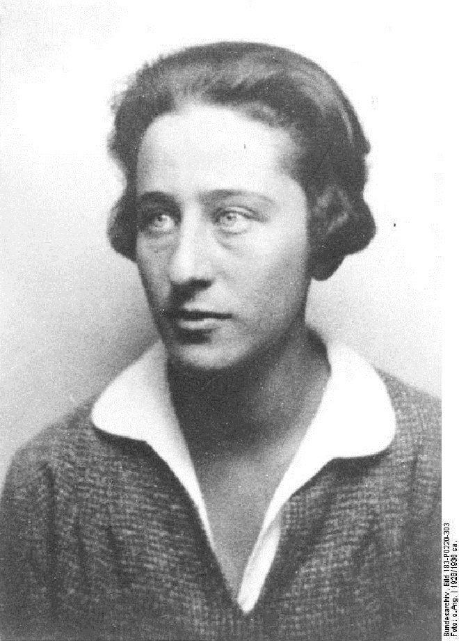 Olga Benario en 1928
