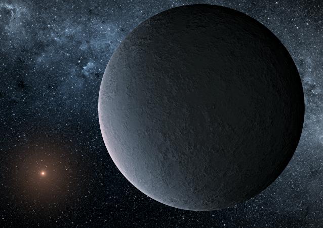 El planeta OGLE-2016-BLG-1195Lb