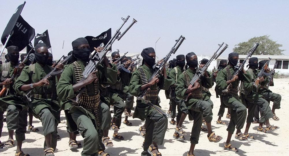 Radicales del grupo Al-Shabab (archivo)