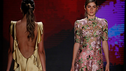 Los novedosos 'looks' de la Semana de la Moda de Bogotá