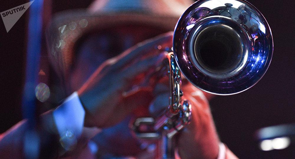 Un músico de jazz (imagen referencial)