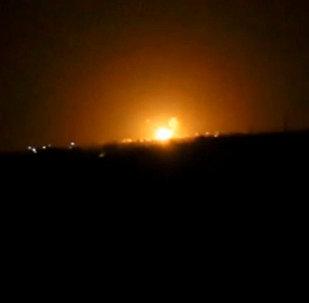 Una explosión cerca de Damasco tras un ataque israelí