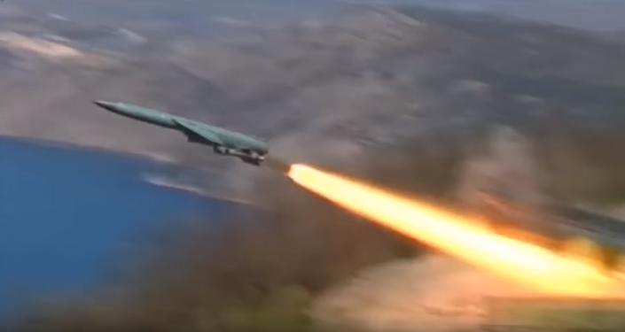El sistema de misiles antibuque Utios