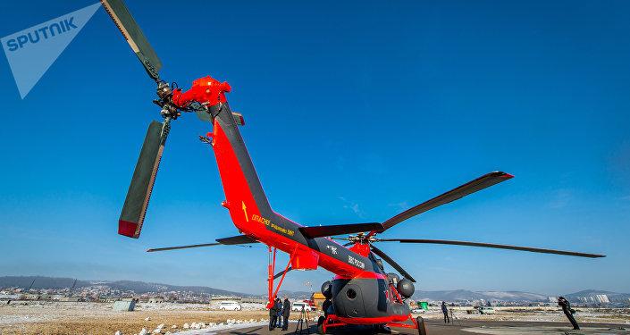 Helicóptero VK-2500