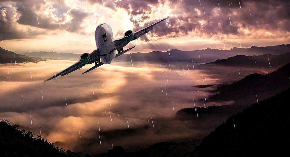 Aeronave (imagen referencial)