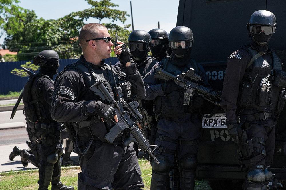 El Batallón de Operaciones Policiales Especiales (BOPE)