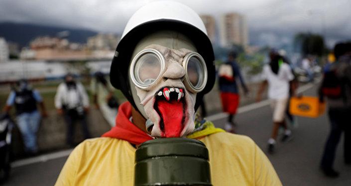 Opositor venezolano