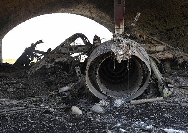 Consecuencias del bombardeo de EEUU en Shairat