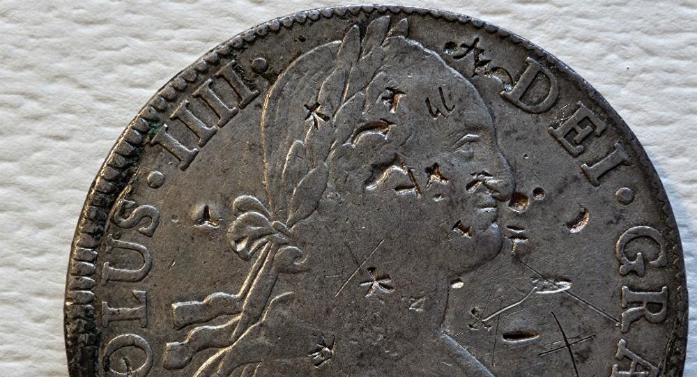 Un dólar de México (1796)