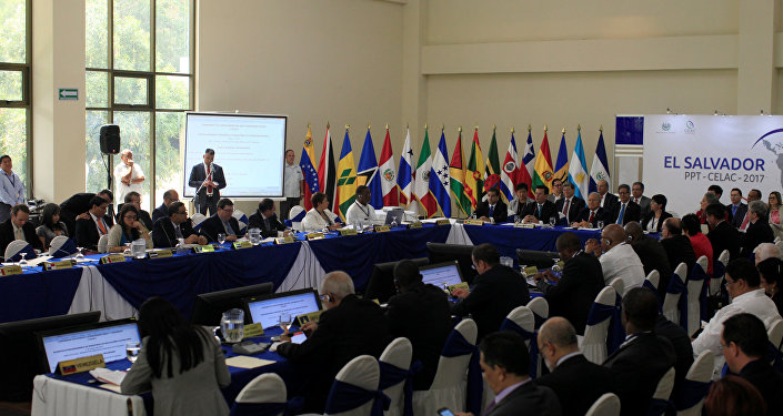 Cumbre de la CELAC en El Salvador