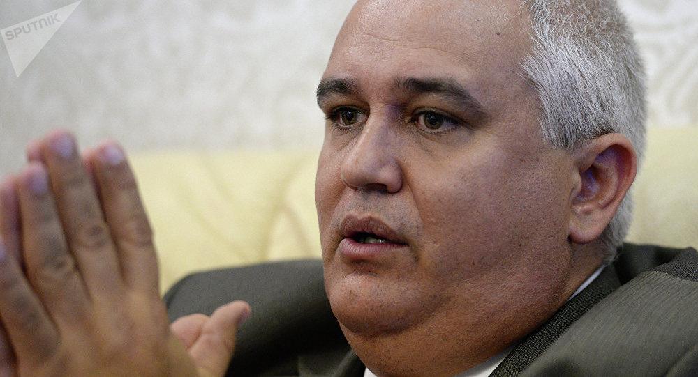 Emilio Lozada García, embajador de Cuba en Rusia