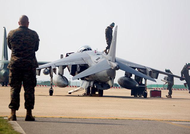 Maniobras conjuntas de EEUU y Corea del Sur