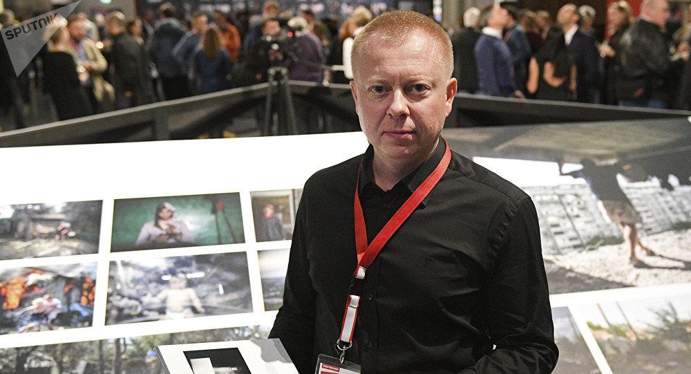 El trabajo del fot grafo de sputnik val ri melnikov podr - Trabajo fotografo barcelona ...