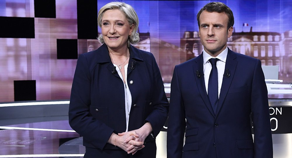 ¿Cuánto mide Marine Le Pen? - Real height 1068891685
