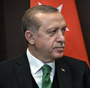 Recep Tayyip Erdogan, presidente turco