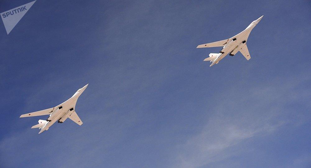 Bombarderos portamisiles Tu-160