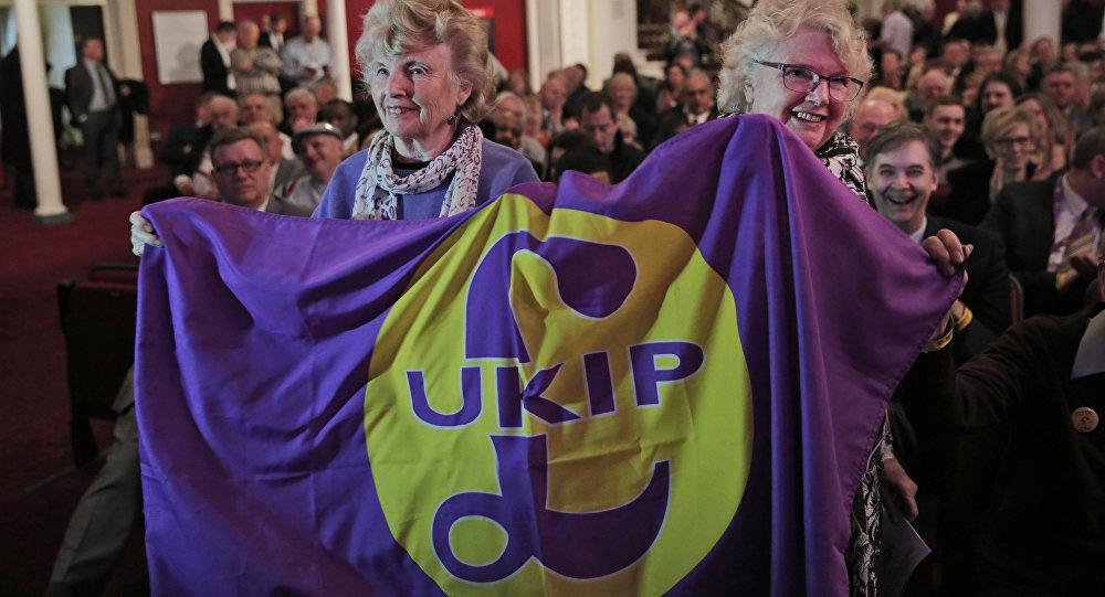 Partidarios de UKIP