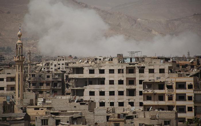 Rusia advierte de consecuencias graves de un posible ataque de EEUU a Damasco